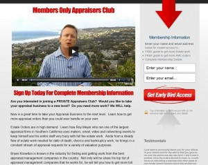 Appraisers Club - Click to Visit