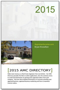 2015 Appraisal Management Company Directory